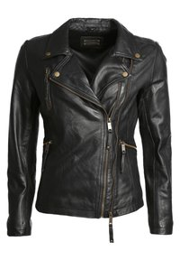 JCC - Leather jacket - black - 3