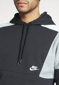 Nike Sportswear - Felpa con cappuccio - black - 5