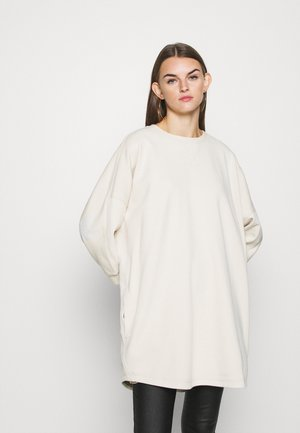 GRAPHIC OS R SW WMN 3\4 SLV - Sweater - whitebait