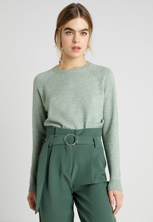 ONLLESLY KINGS - Pullover - basil