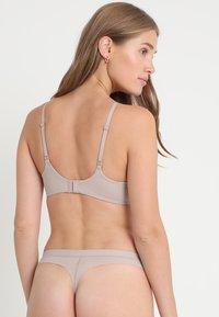 Calvin Klein Underwear - LIGHTLY LINED DEMI - Reggiseno - grey - 2