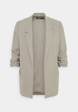 SHIRLEY - Short coat - vetiver