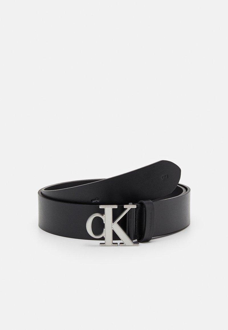 Calvin Klein Jeans - LOGO TEXT  - Pasek - black