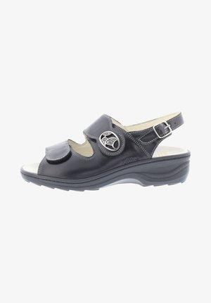 HEDI - Walking sandals - schwarz