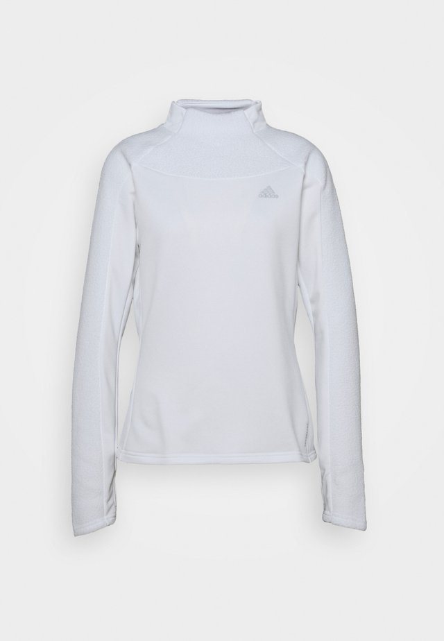 WARM - Sweatshirt - white