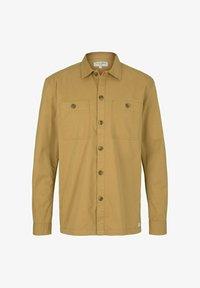 TOM TAILOR DENIM - Camicia - golden ochre - 4