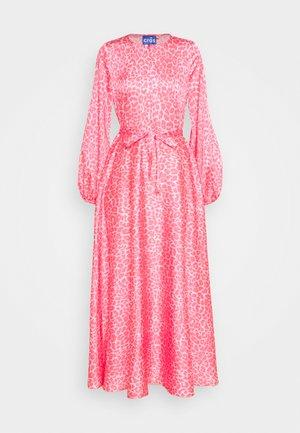 GLORIACRAS DRESS - Maxi dress - pink