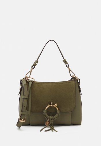 JOAN MEDIUM - Handbag - aloe green