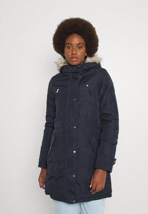 VMEXPEDITIONTRACK - Winter coat - navy blazer