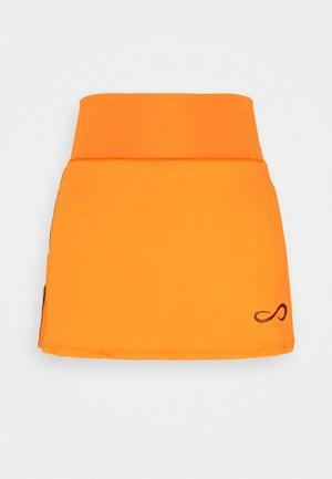 FALDA MINIMAL - Gonna sportivo - orange