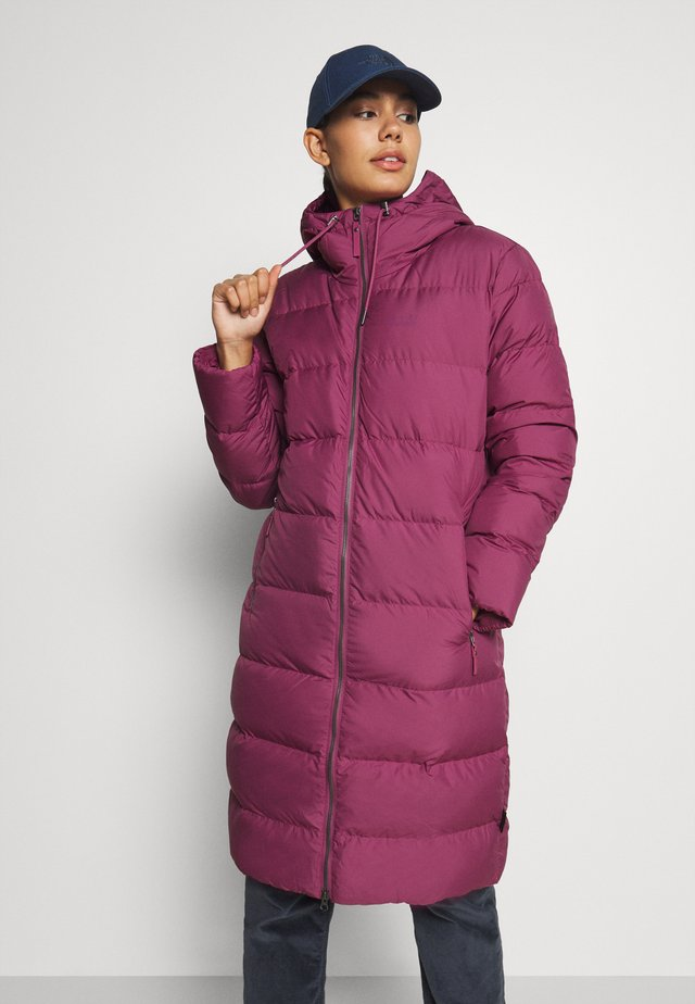 CRYSTAL PALACE COAT - Piumino - violet quartz