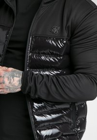 SIKSILK - NEO BUBBLE JACKET - Jas - black - 4