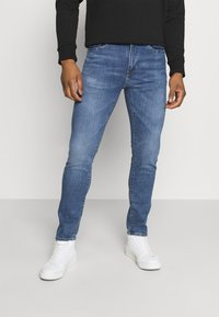 Levi's® - 510™ SKINNY - Slim fit jeans - med indigo - 0