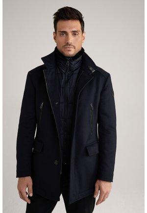 GARY - Classic coat - navy