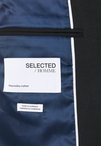 Selected Homme - SLIM JIM FLEX - Colbert - black - 2