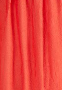 Bershka - MIT TRÄGERN - Robe longue - red - 5