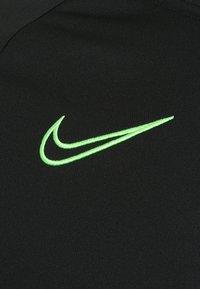 Nike Performance - Survêtement - black/green strike - 6