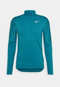 Nike Performance - Funkční triko - blustery/reflective silver - 0