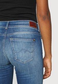 Pepe Jeans - ANNA - Jeans Skinny Fit - stone blue denim - 3