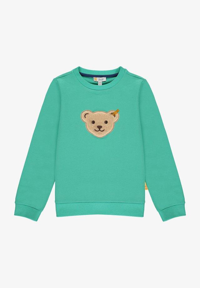 HIGH FIVE MIT QUIETSCHER - Sweater - winter green
