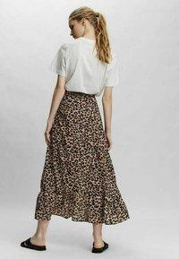 Vero Moda - A-line skirt - toasted almond - 2
