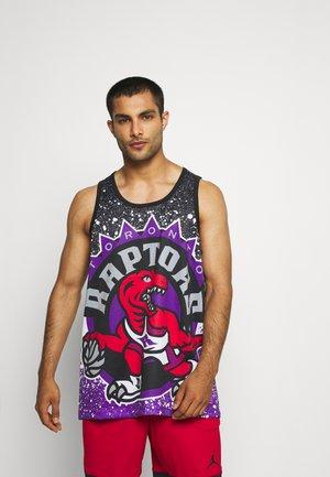 NBA TORONTO RAPTORS JUMBOTRON SUBLIMATED TANK - NBA-tröjor - purple