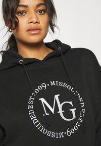Missguided Plus - SWEAT - Sweatshirt - black - 4