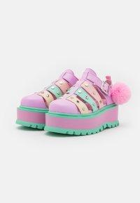 Koi Footwear - VEGAN NYOKA  - Platform sandals - rainbow - 2