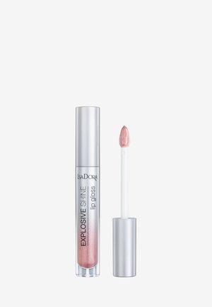 EXPLOSIVE SHINE LIP GLOSS - Lip gloss - pink sparkle