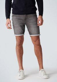 No Excess - Denim shorts - grey denim - 0