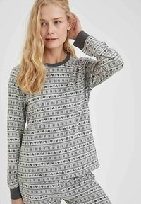 DeFacto - Pyjama top - grey - 3