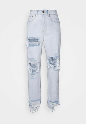 MAGGIE  - Relaxed fit jeans - light laguna