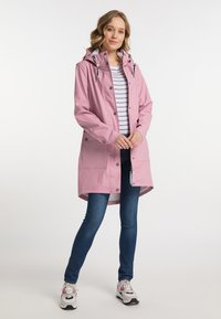 Schmuddelwedda - Waterproof jacket - candy pink - 1