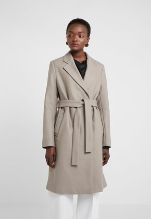 EDEN COAT - Classic coat - taupe