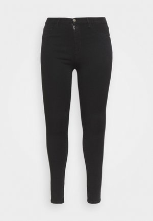 CARSTORM - Jeans Skinny Fit - black denim