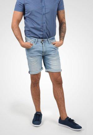 Jeansshort - denim light blue