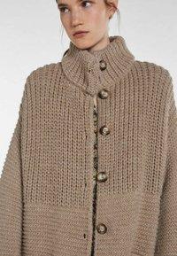 SET - Classic coat - taupe - 3