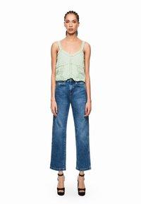 Pepe Jeans - DUA LIPA X PEPE JEANS COLLECTI - Top - green - 1