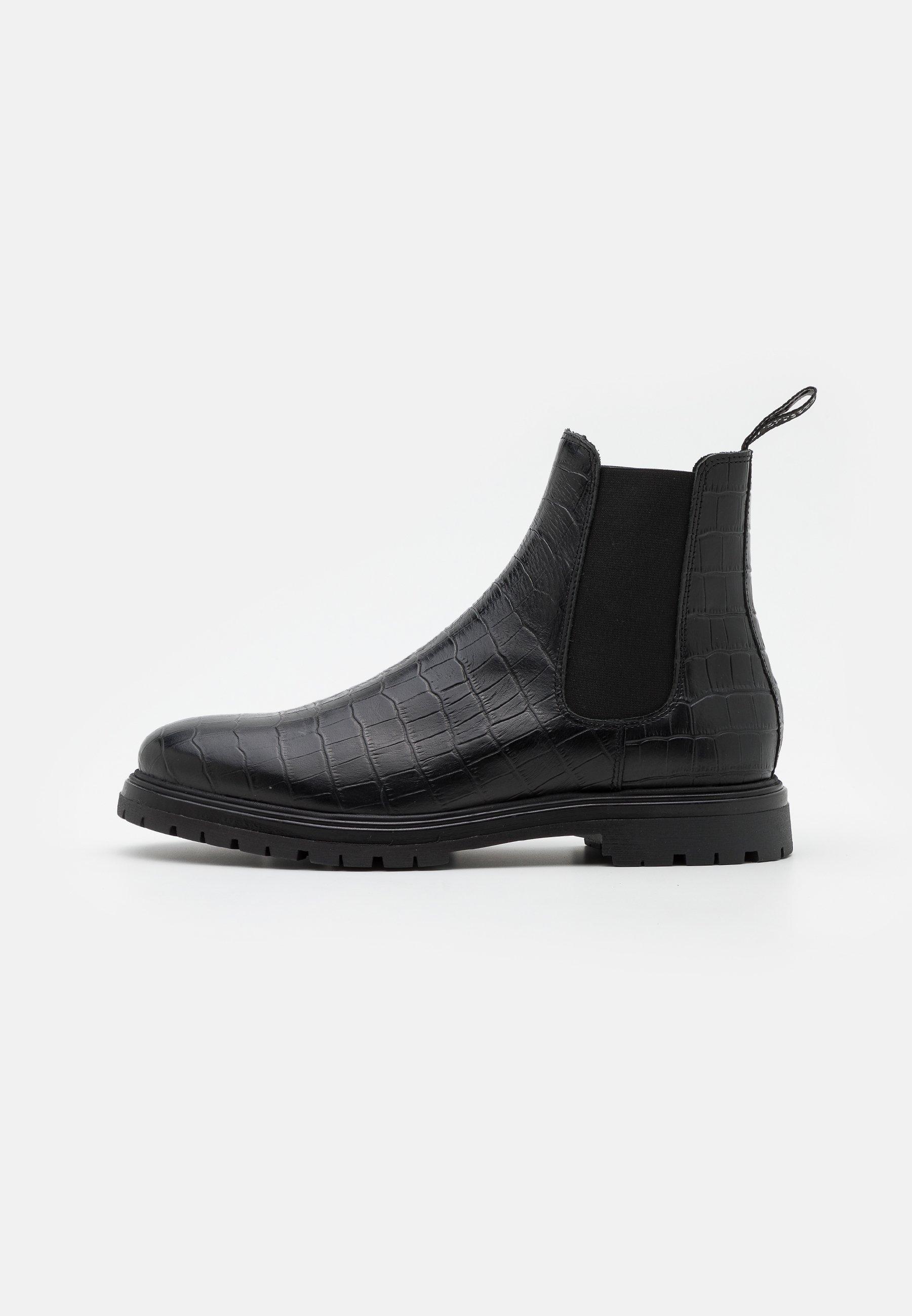 Men CORMAC CROCO - Classic ankle boots