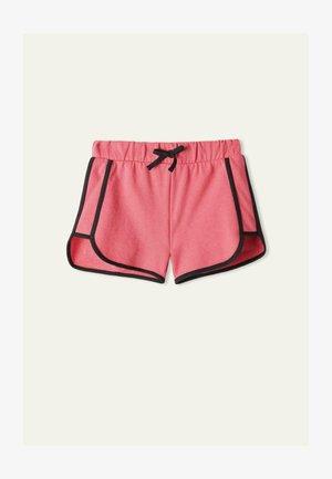 Shorts - fuxia blogger/nero