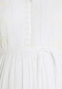 Mara Mea - EXTRAVAGANZA - Korte jurk - white - 2