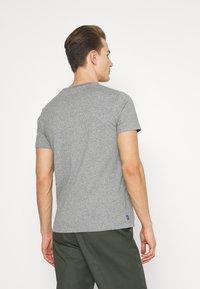 Superdry - VINTAGE TEE - Basic T-shirt - grey marl - 2