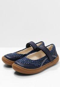 Clarks - FLASH STRIDE - Touch-strap shoes - dark blue - 2
