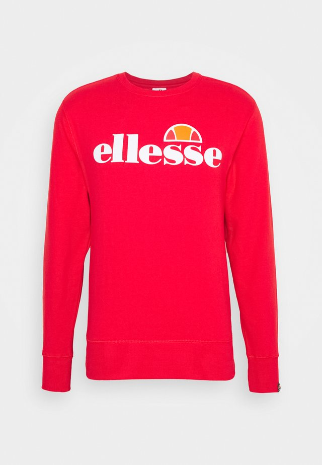 SUCCISO - Sweatshirt - red