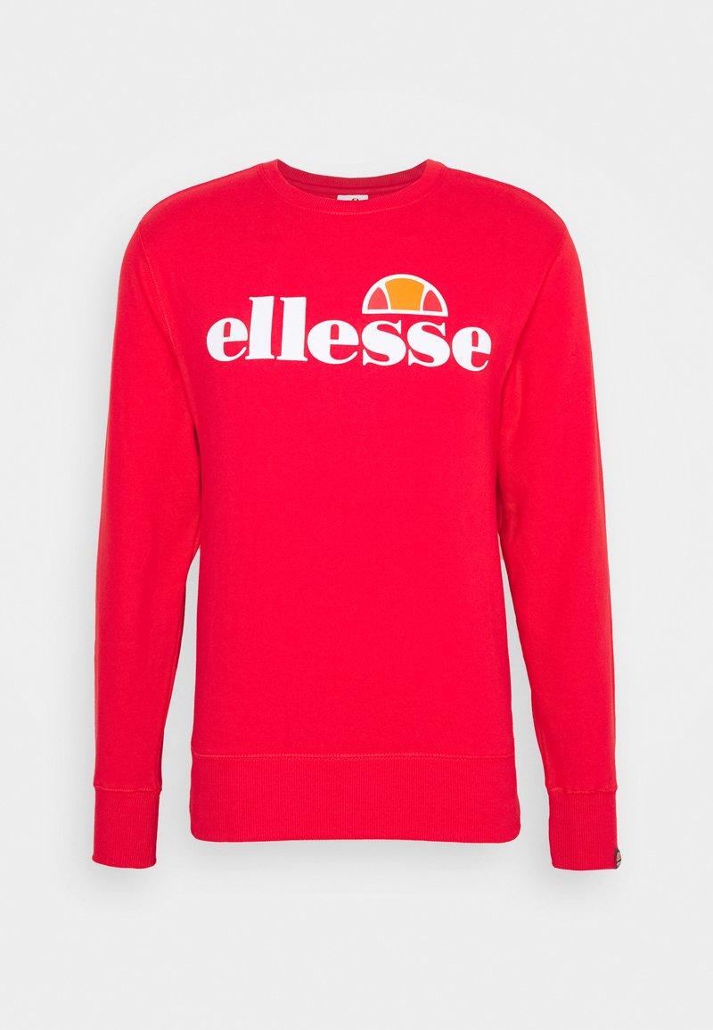 Ellesse SUCCISO - Sweatshirt - grey marl/grau-meliert WfWnAc