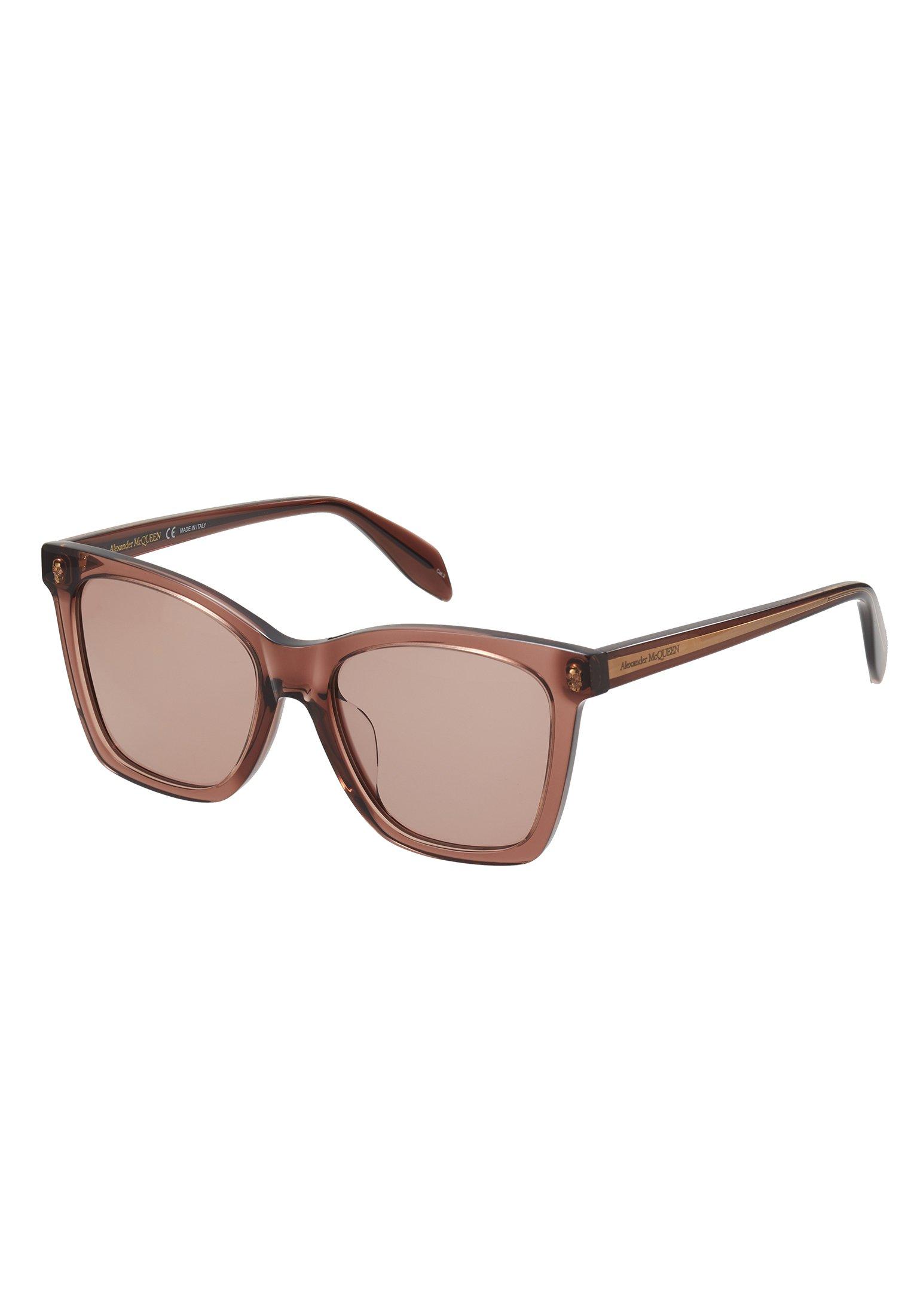 Alexander McQueen Solbriller - brown/pink/brun 02rhCytMPeawW27