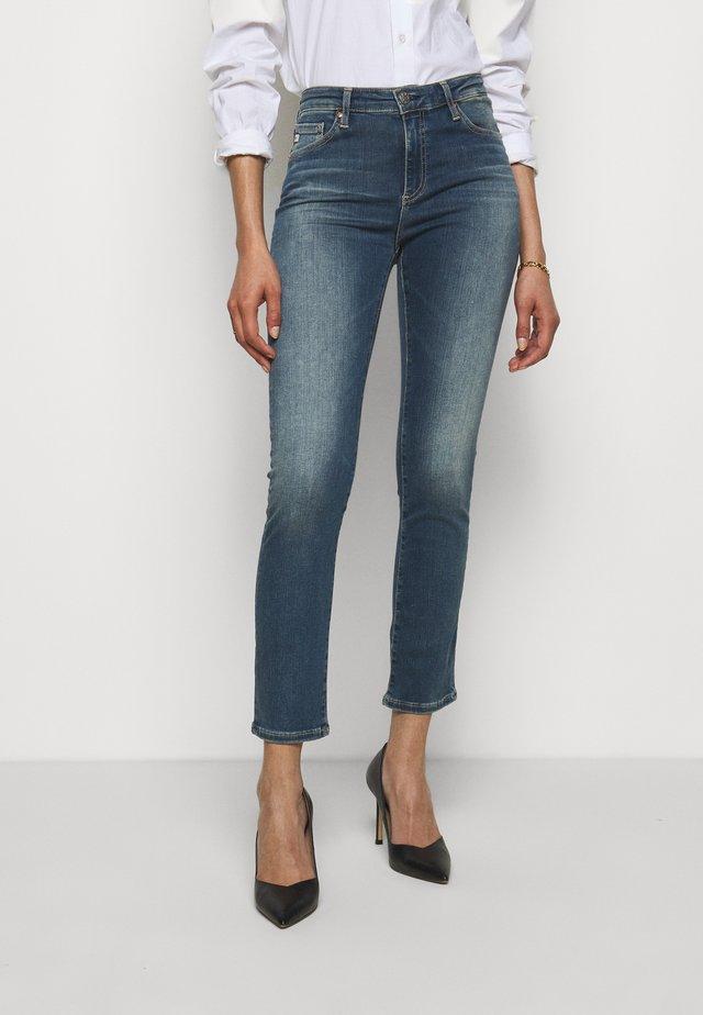 MARI - Jeans slim fit - blue denim