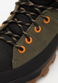 Timberland - TREELINE MID WP - High-top trainers - dark green - 5