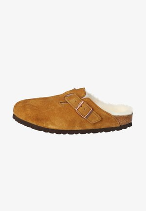 BOSTON - Slippers - brown
