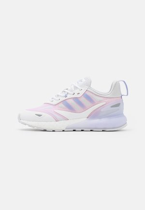 ZX 2K BOOST 2.0  - Trainers - footwear white/violet tone/clear pink